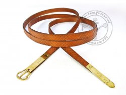 "010N Medieval belt ""from Gdansk"""
