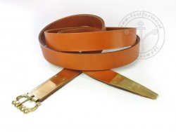 "031W Belt ""from London"" for 13-th century - On Stock"