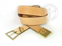 046W Medieval belt for 13-14th cent. - On Stock