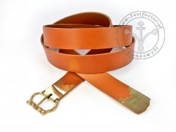 095N Medieval belt for 13th cent.