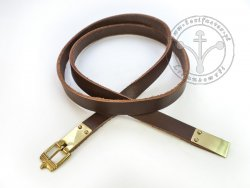 288M Simple belt for 17-th century - ON STOCK
