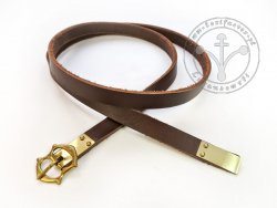 293M Simple belt for 17-th century - ON STOCK