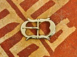 B-068 Double loop buckle