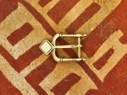B-083 Rectangular buckle