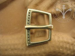 B-106 Trapezoidal belt or armour buckle