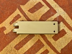 BP-05 Buckle plate - 17 mm