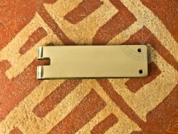 BP-06 Buckle plate - 17 mm