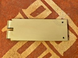 BP-16 Buckle plate - 30 mm