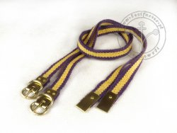 GL-015.02 Woven woolen garters - On Stock