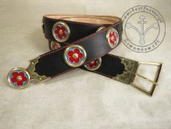 "KB 014 Knight belt ""Voit von Rieneck"""