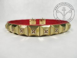 KB 021 Knight Belt - Enameled - Regulated
