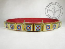 KB 023 Knight Belt - Enameled- Regulated