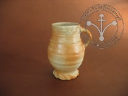 P-005 Mug with handle - Siegburg stoneware