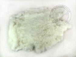 R-99 Rabbit\'s fur - white