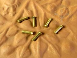 Rt-40 Brass rivet 2x8 mm