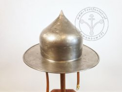 AH-04S.15 Kettle hat - onion shape - 14-15th cent. - 68,5 cm - ON STOCK
