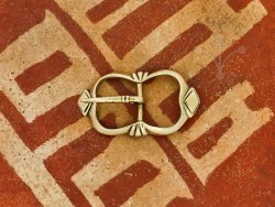B-067 Double loop buckle