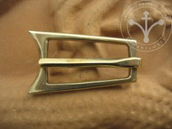 B-102 Trapezoidal belt or armour  buckle