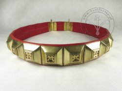 KB 024 Knight Belt - Enameled - Regulated