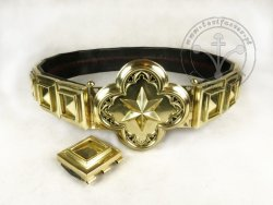 KB 030 Knight Belt - Rudolf IV of Vienna