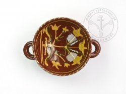 P-116 Flower bowl - 17th cent.